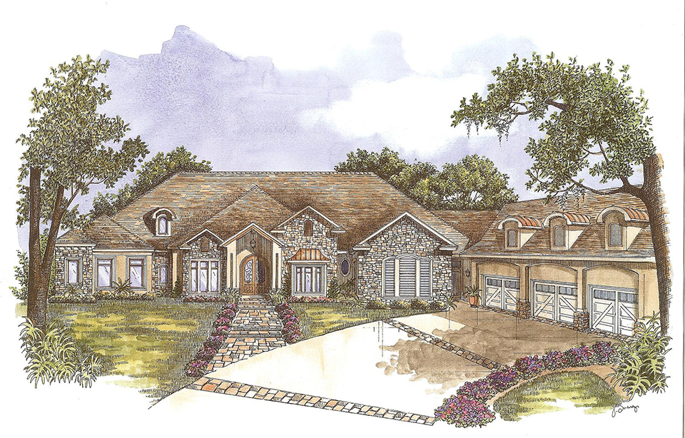 Model Homes Toby Young Contracting Llc